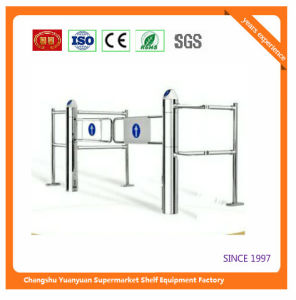 Supermarket Equipment Supermarket Swing Gate 07294 pictures & photos