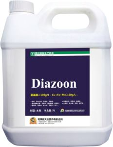 Diazoon-Liquid Fertilizer to Improve Fruits pictures & photos