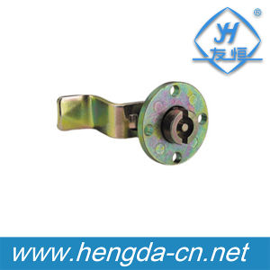 High Quality Anti Rust Disc Key Cam Lock (YH9704) pictures & photos