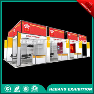 Hb-L00013 3X3 Aluminum Exhibition Booth pictures & photos