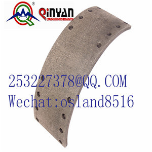 Bova Daf Heavy Duty Truck Brake Lining B056 pictures & photos