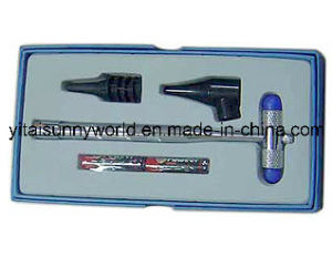 Customized Reflex Hammer with Otoscope Mix Set (SW-GP03) pictures & photos