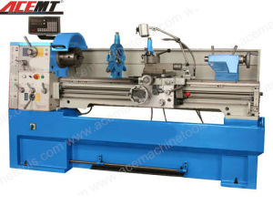 Precision Gearhead Turning Lathe Machine (T410/1000) pictures & photos