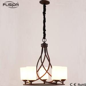 American Antique Iron Chandelier, Contracted Sitting Room Chandelier Lighting pictures & photos