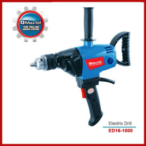 16mm Drill with Aluminum Body (Model: ED16-1000)