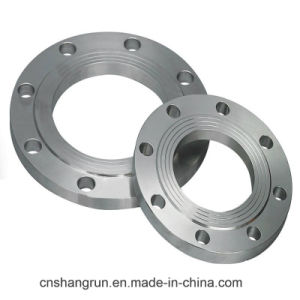 En1092-1/01/B1 304L Plate Flange Stainless Steel Flat Flange RF Dn100 Pn16 pictures & photos