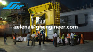 Port Filling and Bagging Machine Help Sand, Grain, Fertilizer Discharge pictures & photos