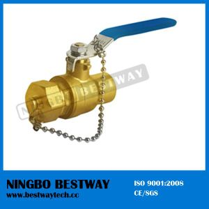 Lead Free Brass Female Chain Ball Valve pictures & photos
