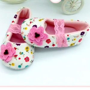 Girl Baby Shoes Infant Shoes (kx715 13) pictures & photos