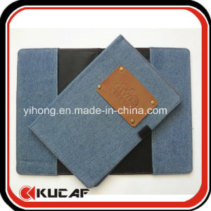 Embossed Logo Classical Jean Notebooks pictures & photos