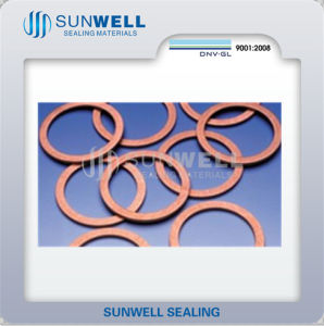Solid Copper Gasket Seal Ring pictures & photos
