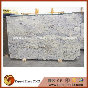 Aspen White Granite Slabs for Countertop, Garden Slab pictures & photos