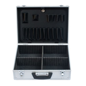 Aluminum Alloy Tool Box with Egg Foam pictures & photos