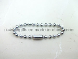 Eco-Friendly Metal Ball Chain, 2X120mm Iron Ball Chain pictures & photos