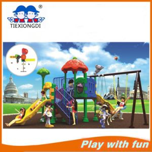 New Design Children Outdoor Playground Equipment pictures & photos