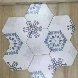 New Design Hexagon Wall Tiles pictures & photos