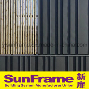 Aluminium Louvers for Apartment Curtain Wall pictures & photos