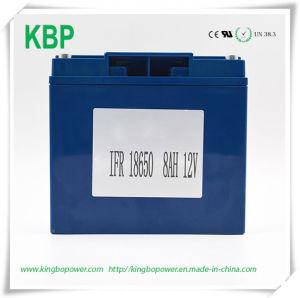 LiFePO4 12V 8ah Lithium Battery for LED Light