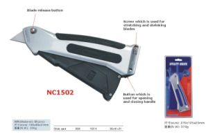 Heavy Duty Utility Knife (NC1570) pictures & photos