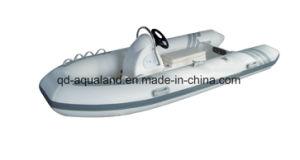 Aqualand 9feet 2.7m Rigid Inflatable Fishing Boat/Rib Motor Boat (RIB300) pictures & photos