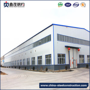 Easy Install Prefabricated Building for Steel Structure Factory pictures & photos