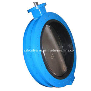 Cast Steel and Cast Iron/Ductile Iron Butterfly Valves pictures & photos