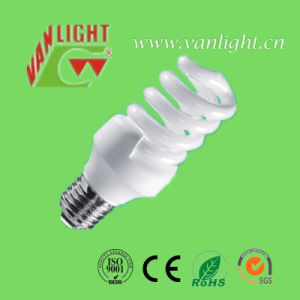 High Power Efficiency T3 Full Spiral CFL 25W Energey Saver pictures & photos
