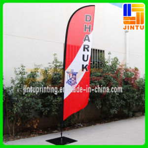 China Advertising Outdoor Banner Flag Flying Display