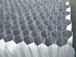 Honeycomb Aluminium Core for Door Filler pictures & photos