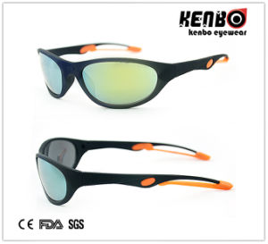 Hot Sale Fashion Sports Sunglasses UV400 FDA CE Ks-Lx9913 pictures & photos