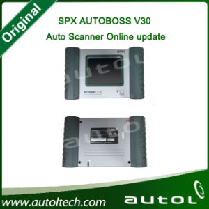 Autoboss V30 Original Auto Scanner Free Update Online English Spanish French Languages pictures & photos