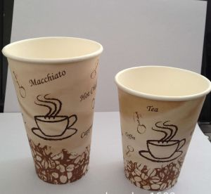 One Side PE Coated Coffee Cup Paper pictures & photos