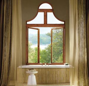 Double Glazing Aluminium Casement Window pictures & photos