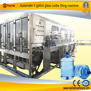 High Speed Barrel Water Production Line pictures & photos