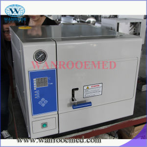 Table Top Hospital Sterilization Machine Steam Sterilizer Vacuum Medical Autoclave pictures & photos