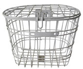 Steel 26 Inch Cheap Bike Basket Steel Wire Mesh Baskets pictures & photos