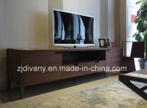 Modern Solid Wood Living Room TV Cabinet (SM-D35) pictures & photos