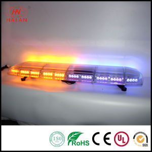 PC Full Size Auto Car Warning Light Bar LED Security Vehicle Flash Lightbar 120cm Ambulance Fire Engine Police Car Lightbar pictures & photos