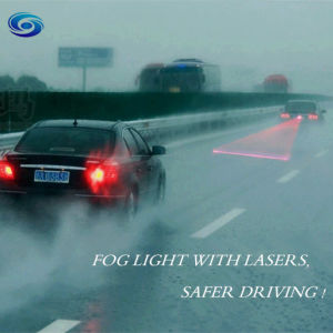 2015 Salable High Quality Red Laser Fog Light for Automobiles pictures & photos