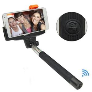 Handheld Bluetooth Selfie Stick Monopod Extendable for iPhone Samsung HTC Phone pictures & photos