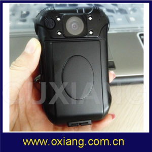 1080P 4 IR LEDs Body Worn Police Video Camera Infrared Zp605 pictures & photos