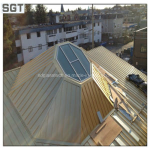 Laminated Glass for Commercial/ Residential Skylight pictures & photos