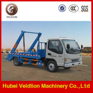 JAC 4X2 Mini Swing Arm Garbage Truck for Sale pictures & photos