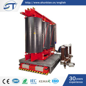 High Voltage Step-up Dry Type Power Distribution Transformer pictures & photos