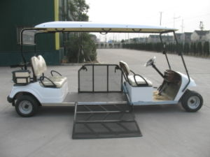 Electric Handicaped Car for Disabled pictures & photos