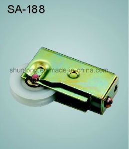 Nylon Roller for Sliding Window and Door Hardware (SA-188) pictures & photos
