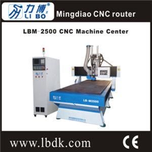 2016 China Famous CNC Router Lbm-2500