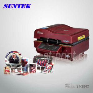 Mini Vacuum Sublimation Combo Heat Press China for Mug Cups pictures & photos