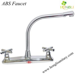 61009 ABS 8inches Plastic Kitchen Faucet pictures & photos