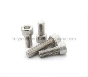 Stainless Steel Hex Socket Cup Head Screw M2~M12 pictures & photos